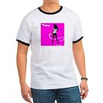 GlamourNation.com Ringer T
