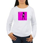 GlamourNation.com Women's Long Sleeve T-Shirt