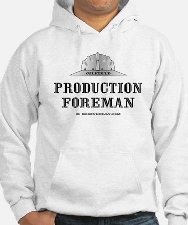 Production Foreman Jumper Hoody