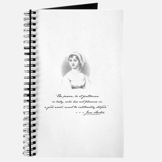 Jane Austen Attitude Journal