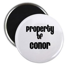 Property of Conor Magnet