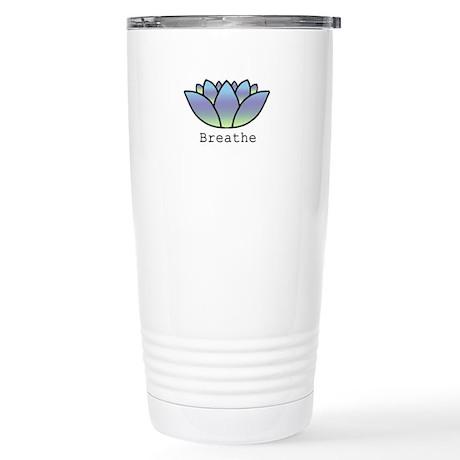 Breathe Stainless Steel Travel Mug