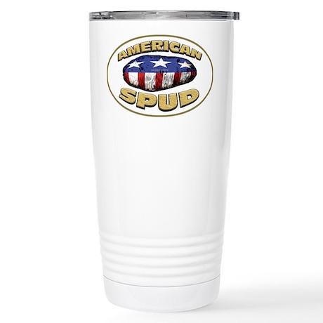 American Spud... Stainless Steel Travel Mug