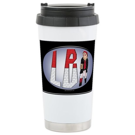 LBI... Stainless Steel Travel Mug