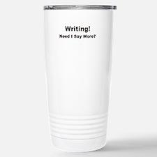 Writing! Travel Mug