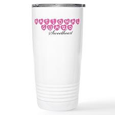 National Guard Sweetheart Travel Mug