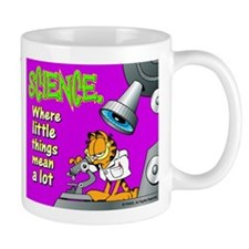Garfield Science Mug