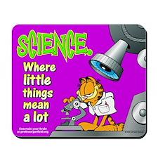 Garfield Science Mousepad
