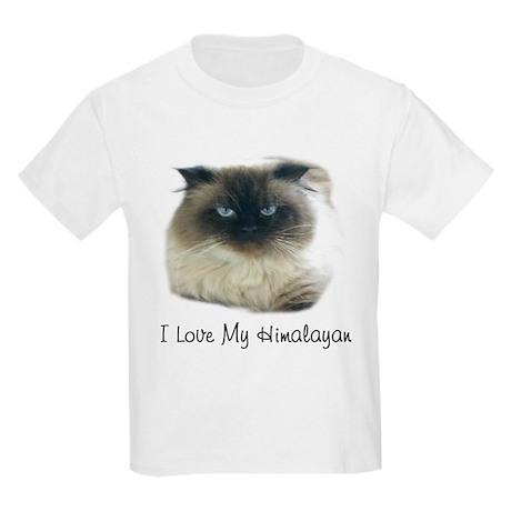 I Love My Himalayan Kids T-Shirt