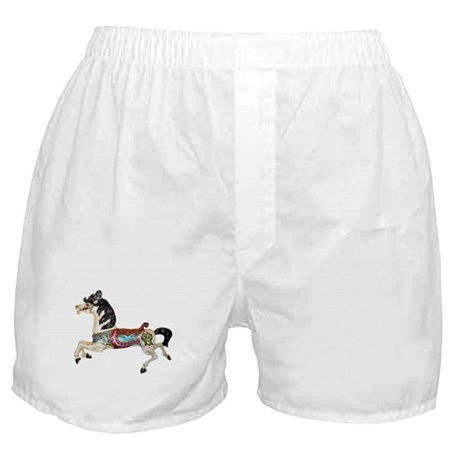 CAROSEL HORSE Boxer Shorts