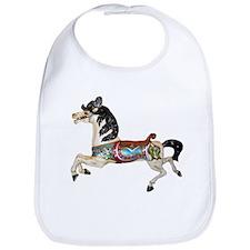 CAROSEL HORSE Bib