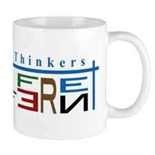 Different Thinkers Mug