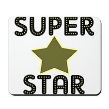 Super Star Mousepad