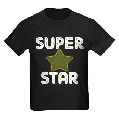 Super Star Kids Dark T-Shirt