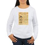 Bill Doolin Dead Women's Long Sleeve T-Shirt