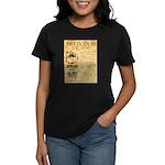 Bill Doolin Dead Women's Dark T-Shirt