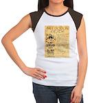 Bill Doolin Dead Women's Cap Sleeve T-Shirt