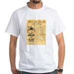 Bill Doolin Dead White T-Shirt
