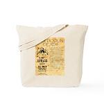 Bill Doolin Dead Tote Bag