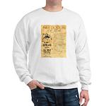 Bill Doolin Dead Sweatshirt