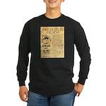 Bill Doolin Dead Long Sleeve Dark T-Shirt