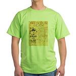 Bill Doolin Dead Green T-Shirt