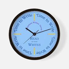 Time to Write Clock