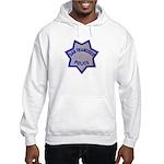 SFPD Star Hooded Sweatshirt
