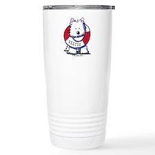 Rescue Westie Travel Mug