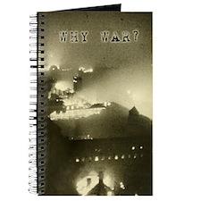 Why War? Notebook