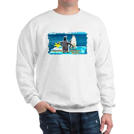 Star Antarctic Jan '09 Sweatshirt