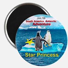 Star Antarctic Jan '09 Magnet