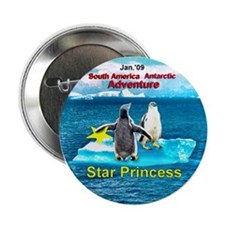 "Star Antarctic Jan '09 2.25"" Button"