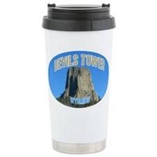 Devils Tower National Monumen Travel Mug