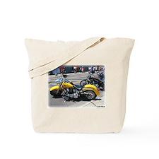 NYClics Custom Harley Tote Bag