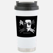 Marcab Libertarian Party Travel Mug
