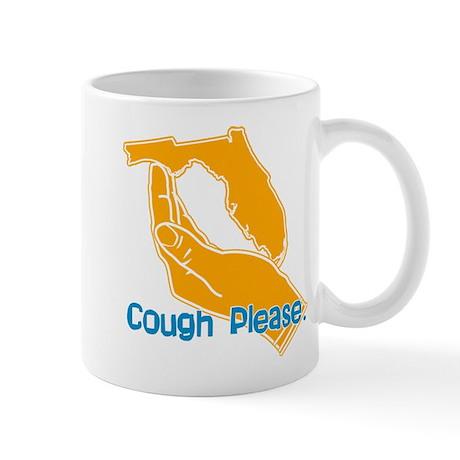 Cough Please Mug