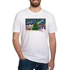Xmas Magic & Whippet Shirt