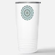 Lotus Weave Stainless Steel Travel Mug