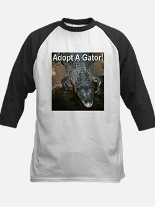 Adopt A Gator Kids Baseball Jersey