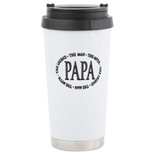 Papa The Legend Thermos Mug