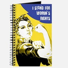 Women's Rights We Can Do It Journal