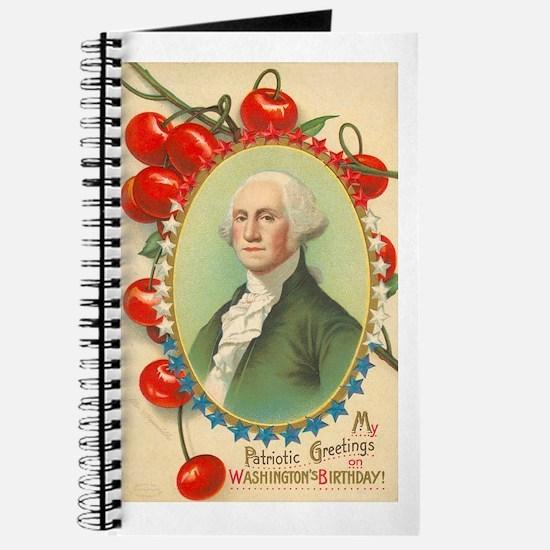 Washington's Birthday Journal