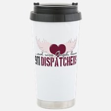 ...and some angels become 911 Travel Mug