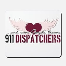 ...and some angels become 911 Mousepad