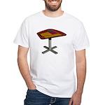 Mendeleev's Table White T-Shirt