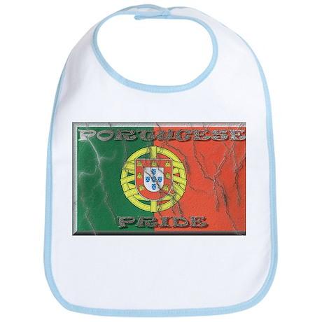 Portugese Pride Bib