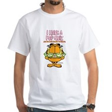 Pop Quiz Garfield Shirt