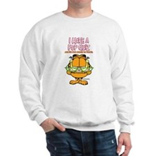 Pop Quiz Garfield Jumper
