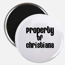 Property of Christiana Magnet